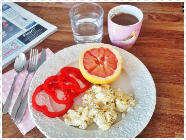 Vegetarisk Frukost